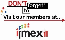 Visit Uniqueworld DMC Members at IMEX Frankfurt 22-24th May 2012