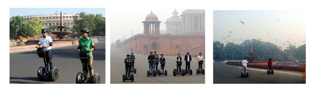 India DMC - Segways