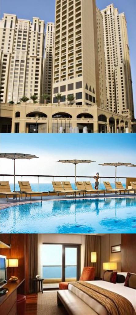 Dubai DMC - Amwaj Rotana, Dubai