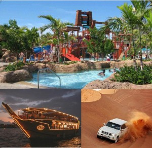 Dubai DMC Promotion Offer - Aquaventure