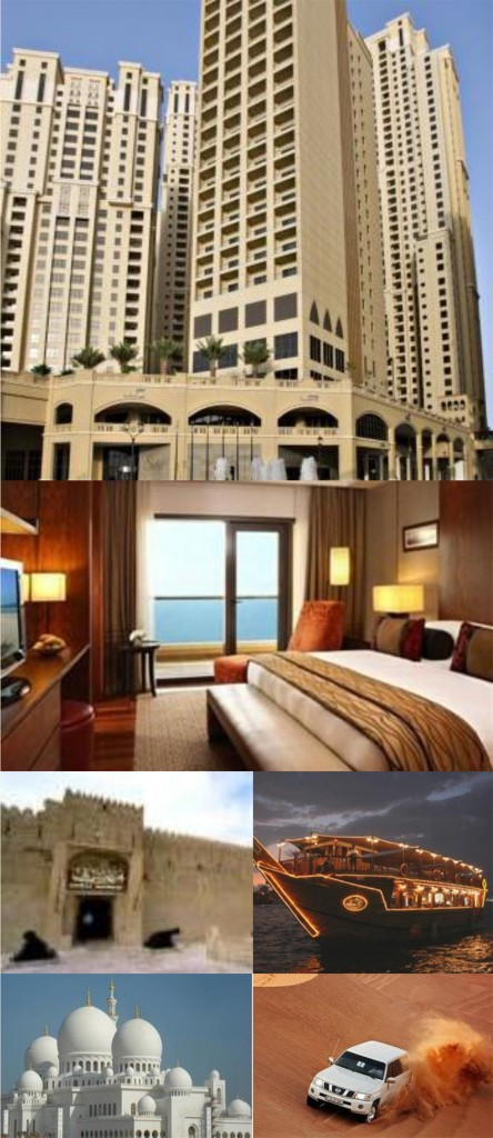 Dubai DMC Promotion Offer - Amwaj Rotana, Dubai