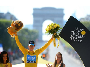 Tour de France celebrates its 100th edition