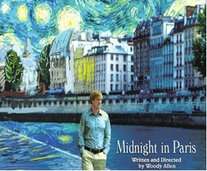Midnight in Paris tour