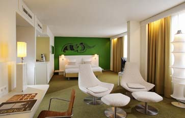 Hotel Bloom, Brussels