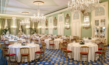 grand hotel villa d este dinner room