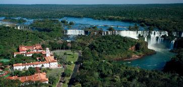 Belmont Hotel Das Cataratas, Iguassu