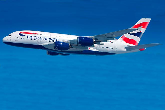 Fly To Rio De Janeiro with British Airways Incentive Campaign